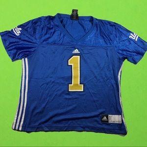 Adidas UCLA #1 ncaa football jersey